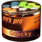Pro's Pro Gtacky overgrip 60 stuks multicolor