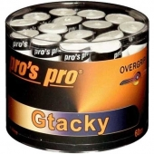 Pro's Pro Gtacky Overgrips 60er Box weiss