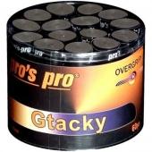 Pro's Pro Gtacky Overgrips 60er Box schwarz