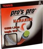 Pro's Pro Harakiri 12 m. tennissnaar