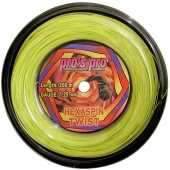 Pro's Pro Hexaspin Twist 200 m. lime tennissnaar