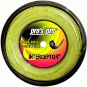 Pro's Pro Interceptor 200 m. Lime tennissnaar