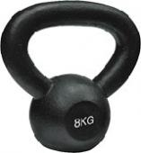 Pro's Pro Kettlebell 8 kg. Gietijzer