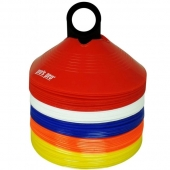 Pro's Pro Markeringshoedjes 50 horden multicolor