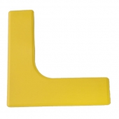 Pro's Pro Markeringshoek geel