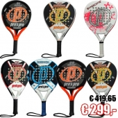Pro's Pro Paddle Set voor padel-tennis