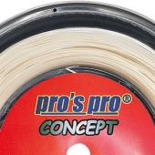 Pro's Pro Poly Concept Nova 12 m. Tennissaite