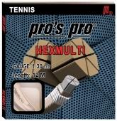 Pro's Pro Hexmulti 12 m. Tennissaite