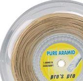 Pro's Pro Pure Aramid 6,5 m. tennissnaar