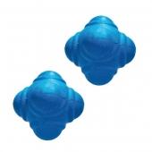 Pro's Pro Reactiebal blauw 7 cm.