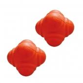 Pro's Pro Reactiebal oranje 7 cm