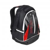 Pro's Pro Rucksack schwarz rot L108 Tennistasche