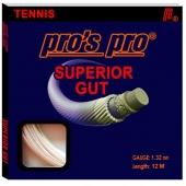 Pro's Pro SUPERIOR GUT 1.32 12 m. Tennissaite