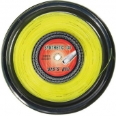 Pro's Pro Synthetic 1,30 mm. Neon-Gelb 200 m. Tennissaite