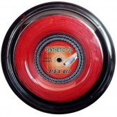 Pro's Pro Synthetic 1,30 mm. Rot 200 m. Tennissaite