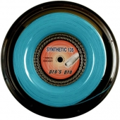 Pro's Pro Synthetic 135 Blau 200 m. Tennissaite