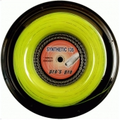 Pro's Pro Synthetic 1,35 mm. Neon-Geel 200 m. tennissnaar