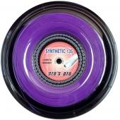 Pro's Pro Synthetic 1,35 mm. Paars 200 m. tennissnaar