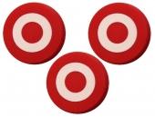 Pro's Pro Target dempers 3 stuks