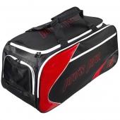 Pro's Pro Tennistasche schwarz rot L113