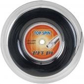 Pro's Pro Top Spin 200 m. zwarte tennissnaar