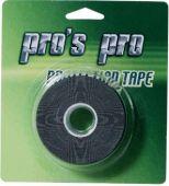 Pro's Pro Protectietape zwart voor tennisrackets