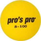 Pro's Pro Foam Sponge Speedbal S-100 stage 3 tennisbal