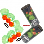 Speedminton® 6 Cross Speeders Speedbadminton