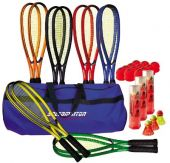 Speedminton® Mieten 8er Set Speed Badminton