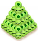 Pro's Pro Stage 1 tennisballen 60 stuks ITF approved