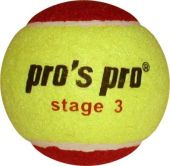 Pro's Pro stage 3 XL tennisbal ITF approved