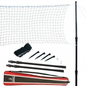 Talbot Torro Badminton Teleskop Netz Set