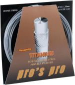 Pro's Pro Titanium 12 m. Tennissaite