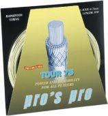Pro's Pro Tour 75 Badmintonsaite 10 m.