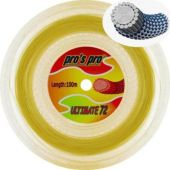 Pro's Pro Ultimate 72 badmintonsnaar 100 m.