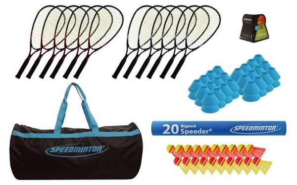 Speedminton® Schoolset speedbadminton