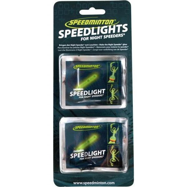 Speedminton® Speedlights 8 Stück Speed Badminton